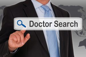 How to locate a Doctor