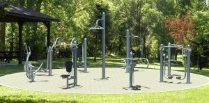 Quality Outdoor Fitness Equipment for an Affordable Price with Park Lab
