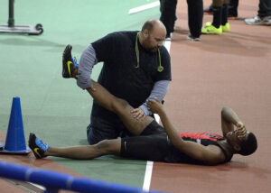 The Use of Therapy for Sports Injuries